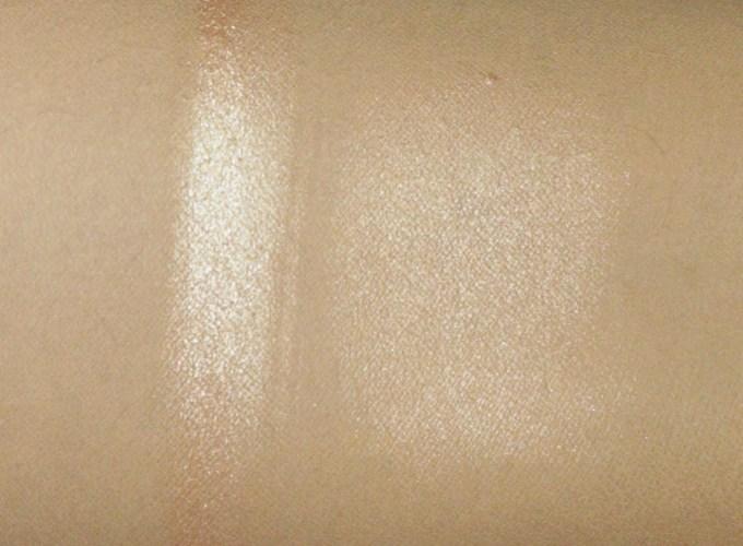 Bobbi Brown Bronze Glow Highlighting Powder Review, Swatches Medium Skin