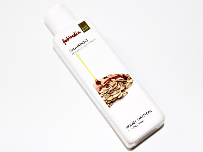 Fabindia Honey Oatmeal Shampoo Review
