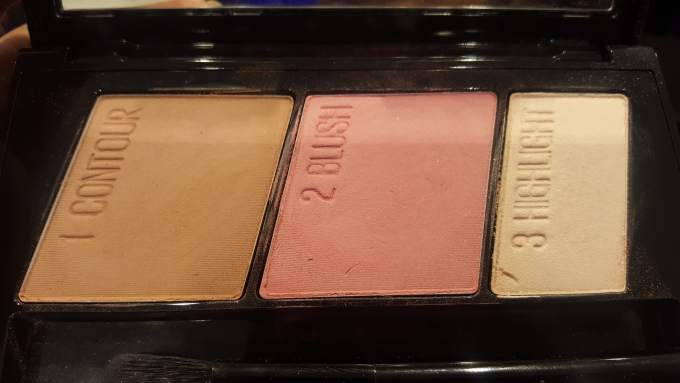 Maybelline Face Studio Master Contour Palette Kit Review, Swatches focus