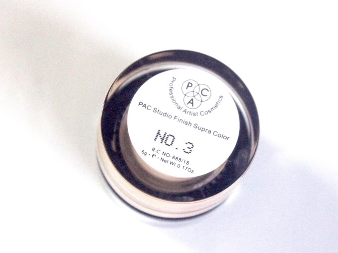 PAC Spot Concealer Pot Review, Shades, Swatches Info