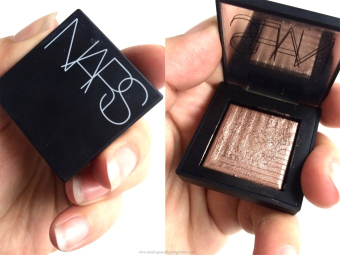 NARS Himalia Dual Intensity Eyeshadow Review, Swatches
