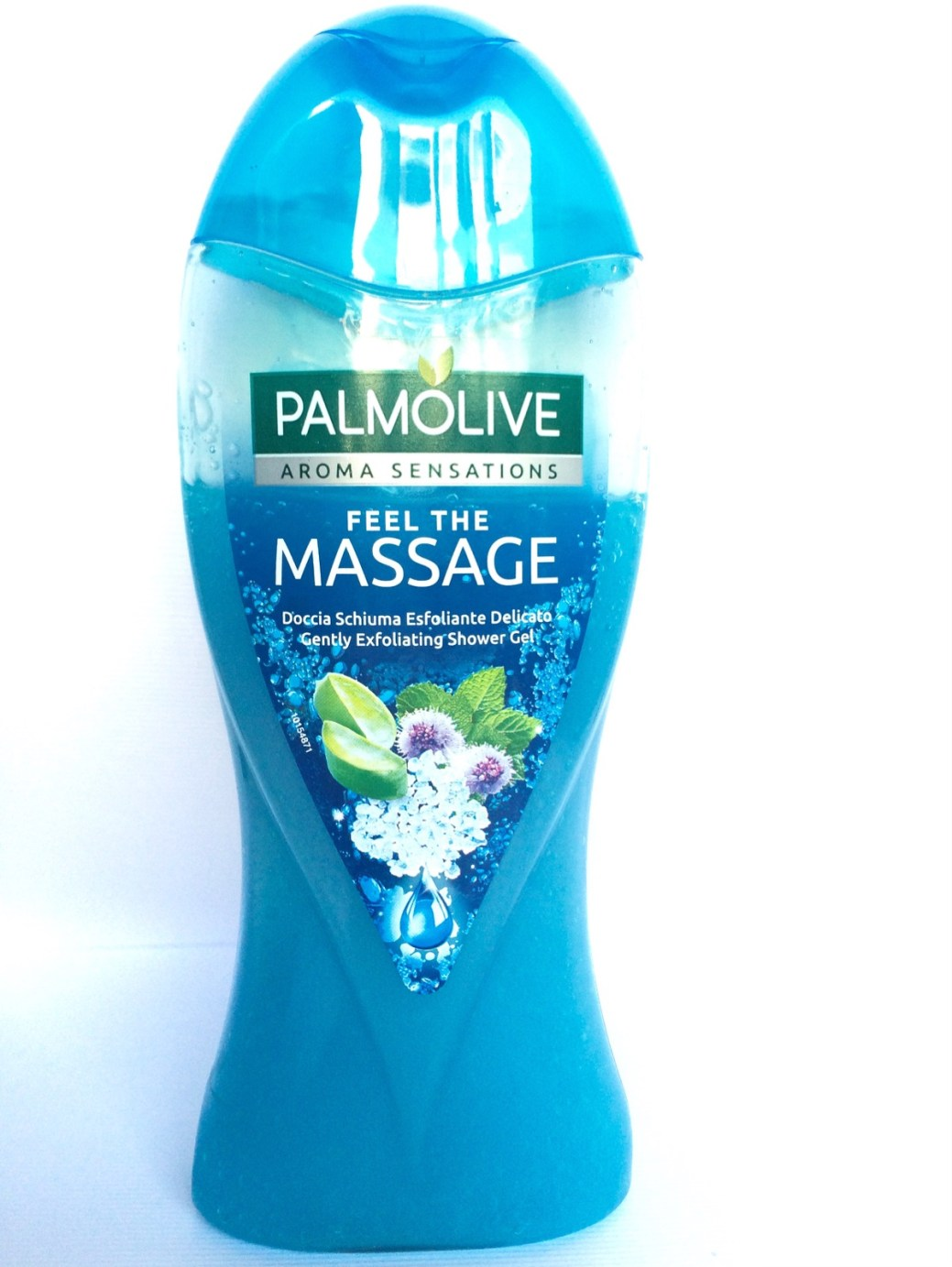 Palmolive Aroma Sensations Feel The Massage Gently Exfoliating Shower Gel Review 1