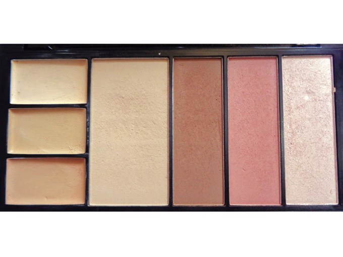 Makeup Revolution Protection Palette Review, Swatches MBF Blog