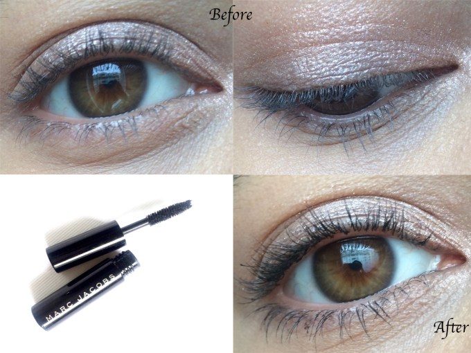 Marc Jacobs Beauty O!Mega Lash Volumizing Mascara Blacquer Review, Swatches MBF Blog