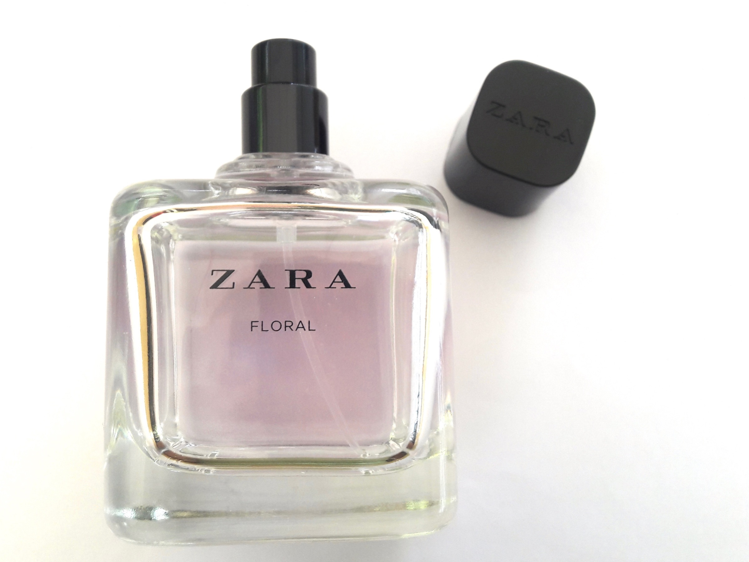 Zara Woman Floral Eau De Toilette Review