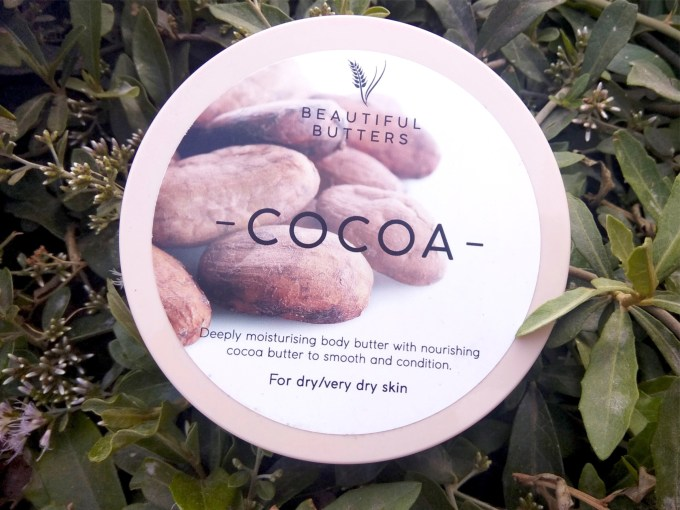 Marks & Spencer Cocoa Body Butter Review