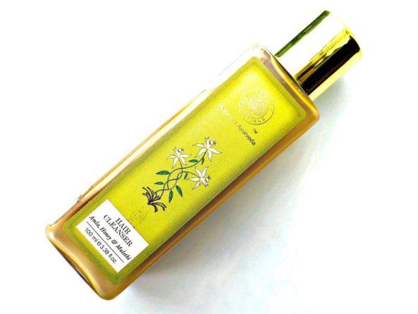 Image result for Forest Essentials Hair Cleanser - Amla, Honey & Mulethi