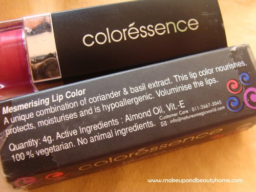 12-coloressence-lipsticks-reviews-swatches