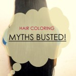 hair coloring myths