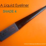 mua liquid eyeliner shade 4 review