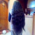 nupur's hair