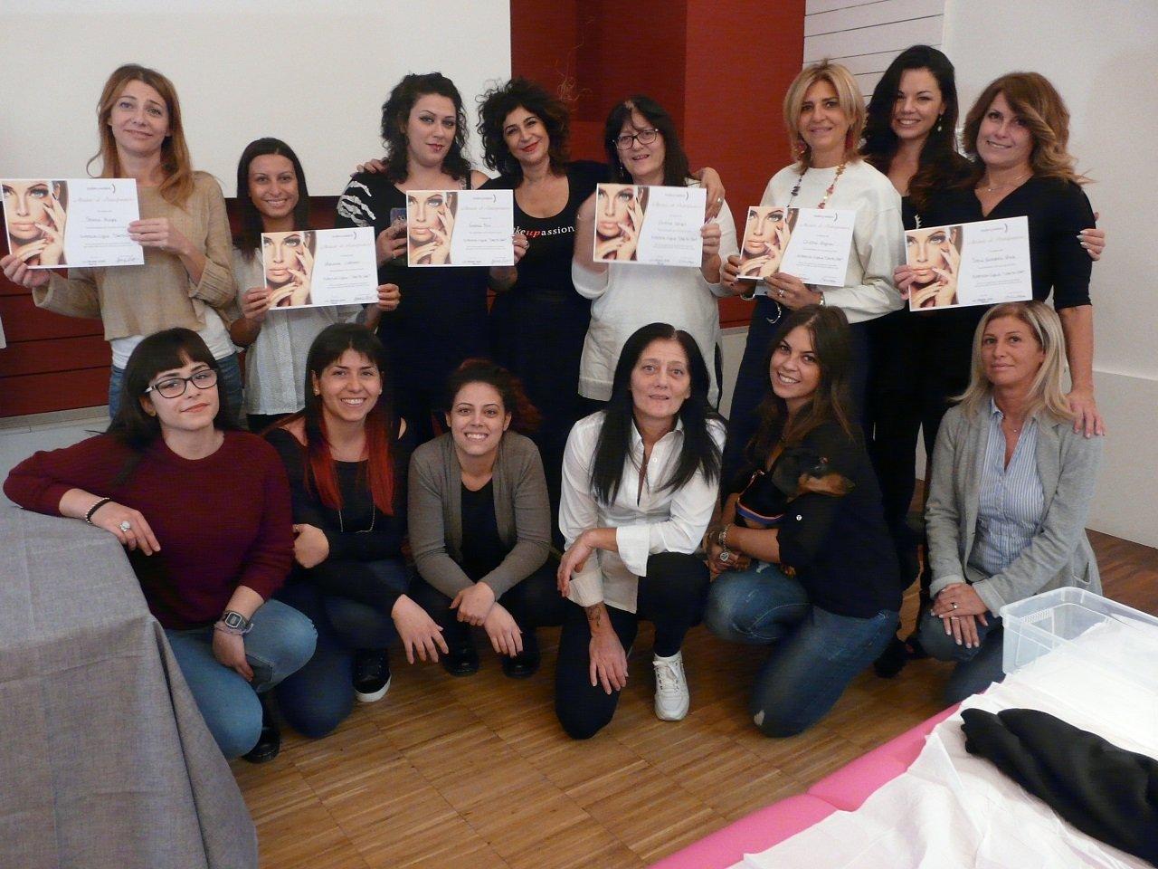 corso makeupassion academy