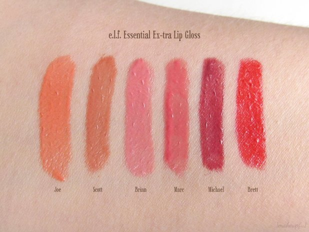 Lip Plumping Gloss by e.l.f. #7