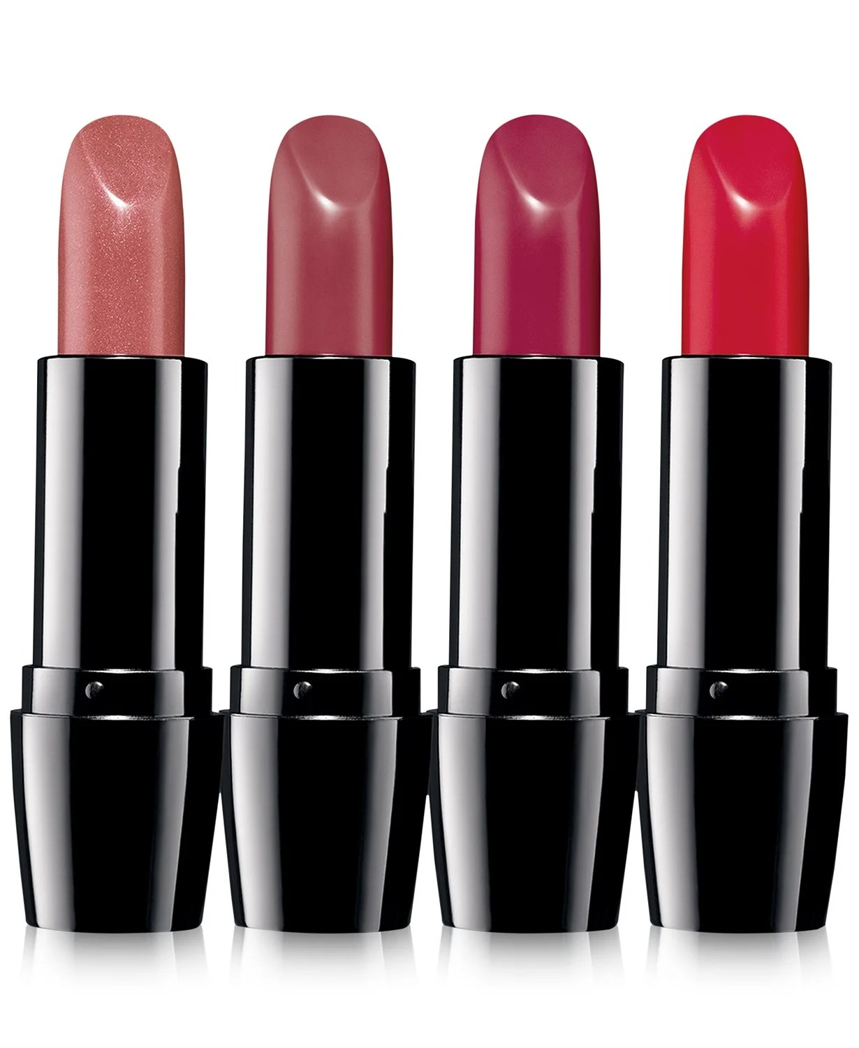 lancome color design red lip collection
