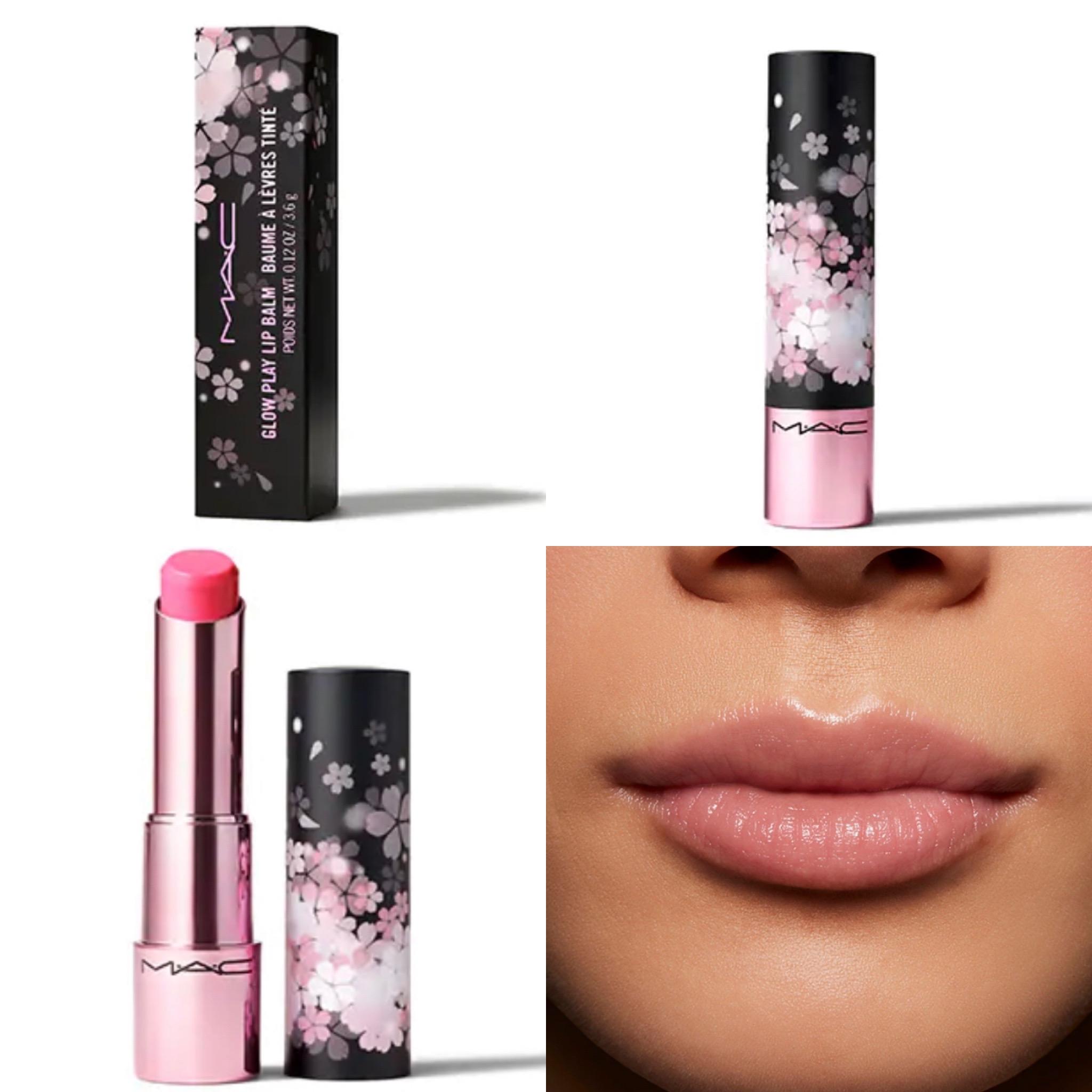 MAC Black Cherry Collection Spring 2021 | Beautiful Sakura Collection