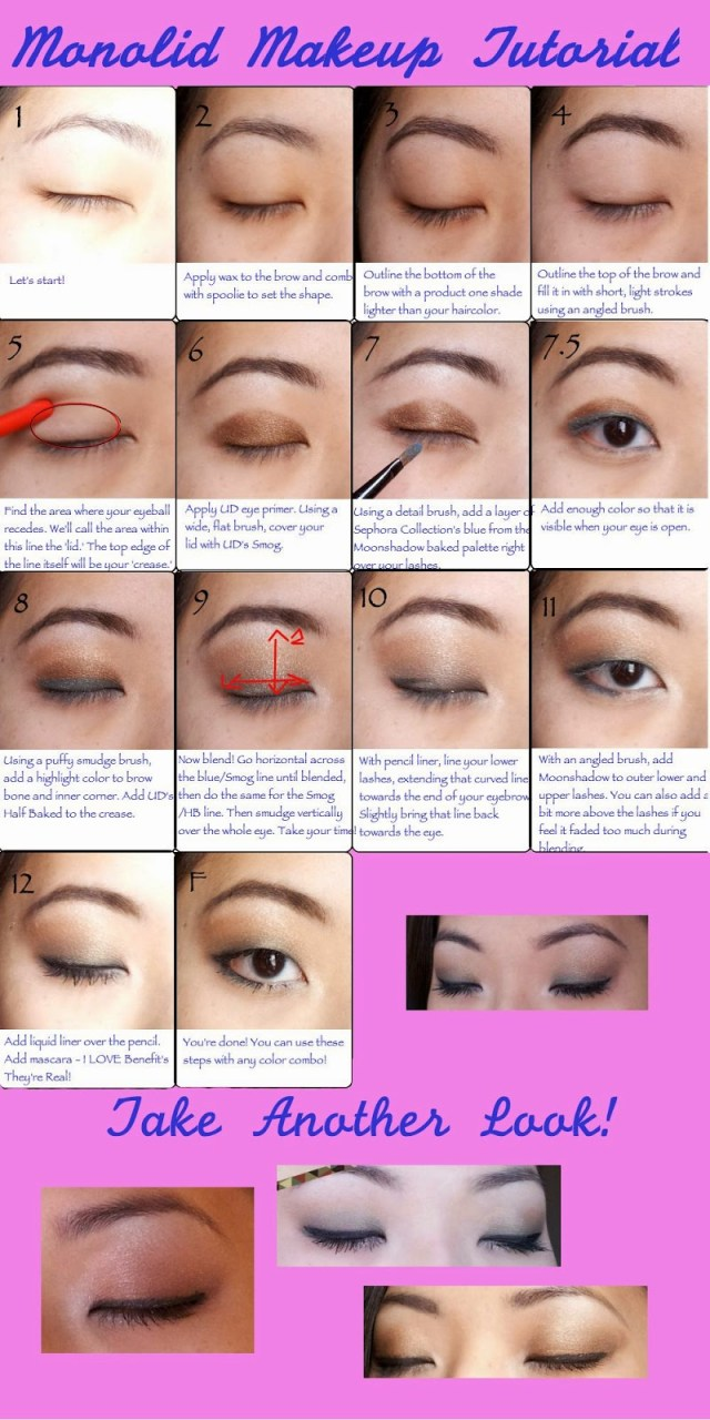 Asian Eyes Makeup Asian Eye Makeup Simple Tips You Can Start Using To Achieve