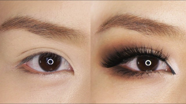 Best Makeup Eyes Smokey Eye Makeup For Hooded Or Asian Eyes Youtube