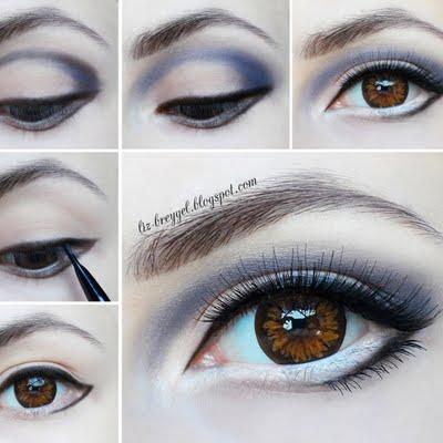 947cb298e46 Big Eyes Makeup Tutorial Big Anime Eyes Makeup Tutorial Elizabeth B Preen