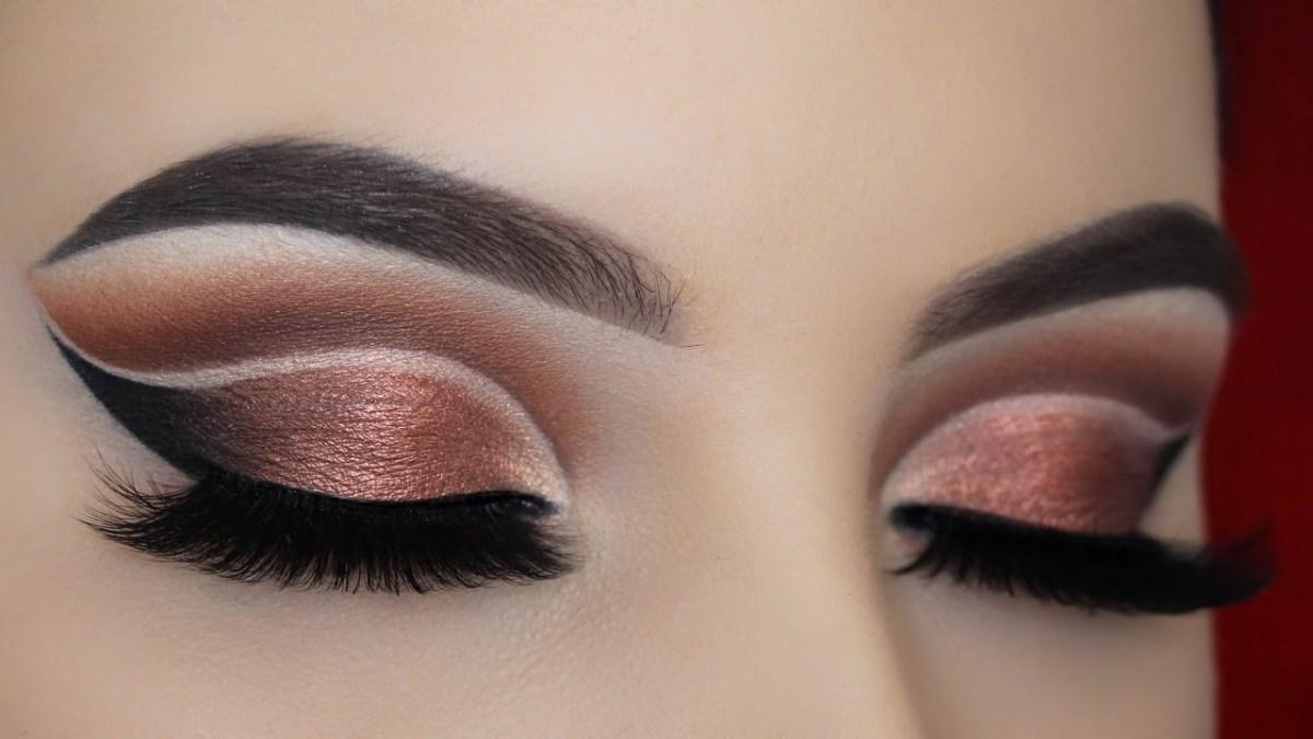 Cut Crease Eye Makeup Dramatic Double Cut Crease Makeup Tutorial Youtube