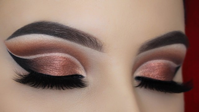 Cut Crease Eye Makeup Dramatic Double Cut Crease Makeup Tutorial Youtube