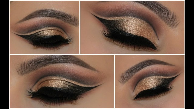 Cut Crease Eye Makeup Dress Your Face Inspired Double Cut Crease Amys Makeup Box Youtube