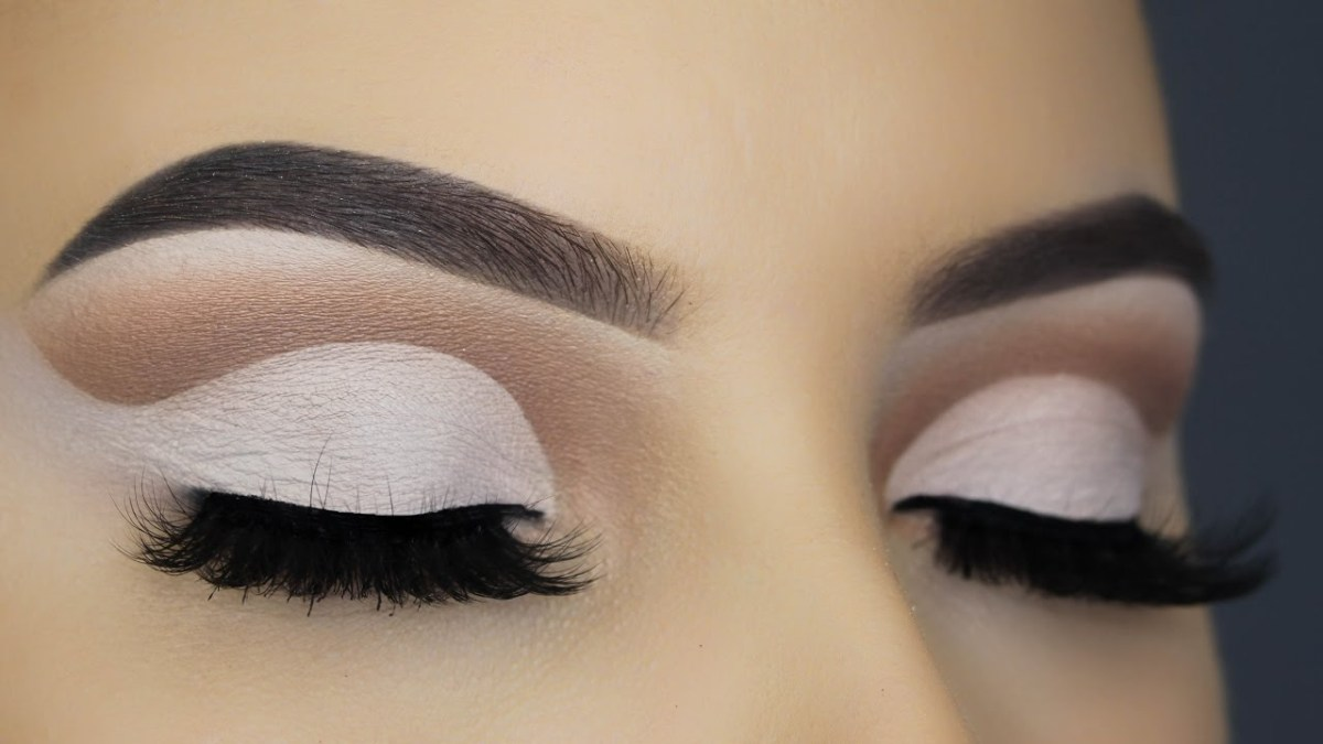 Cut Crease Eye Makeup Easy Cut Crease Tutorial For Beginners Youtube
