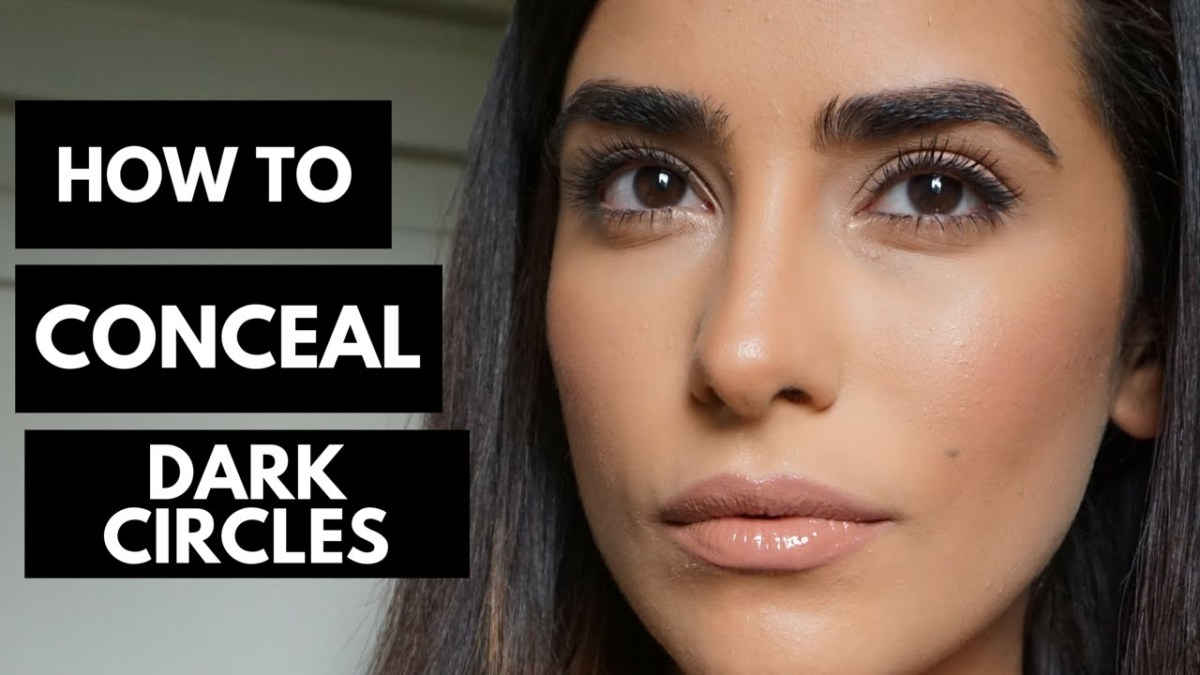 Dark Eyes Makeup A Full Coverage Makeup Tutorial Hiding Dark Circles Youtube