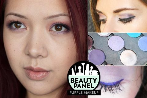 Deep Purple Eye Makeup How To Wear Purple Makeup 8 Beauty Panel Tips For Amping Up Drama