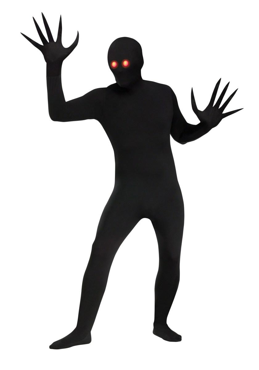 Devil Costume Eye Makeup Fade Eye Shadow Demon Adult Costume