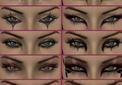Easy Halloween Eye Makeup Halloween Eye Makeup Ideas Pictures Photos And Images For Facebook