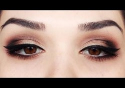 Eye Makeup For Day Valentines Day Sexy Eye Make Up Tutorial Youtube