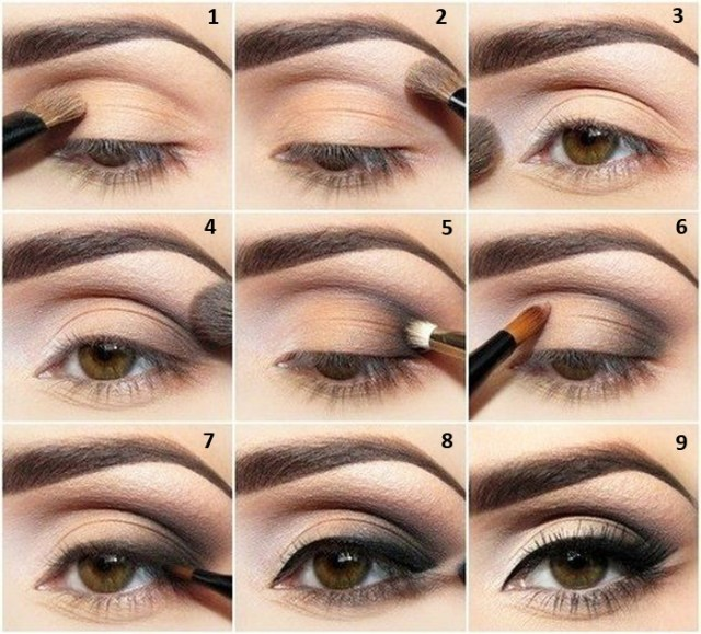 Eye Makeup For Small Eyelids Best Eye Makeup Tips And Tricks For Small Eyes Fashionspick