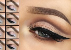 Eye Makeup Pics Step By Step Smokey Eye Party Makeup Tutorial Step Step Learn How To Apply