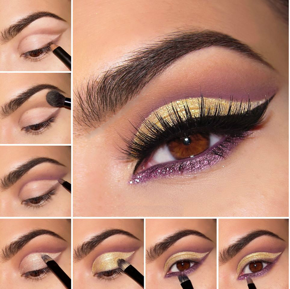 eye makeup step by step instructions with pictures 20 easy