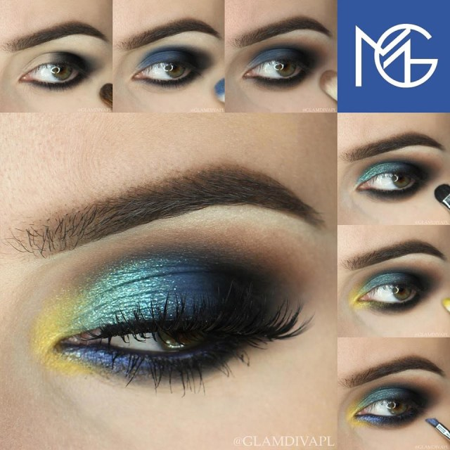 Eye Makeup Summer 60 Best Eye Makeup Tutorials For Summer 2018