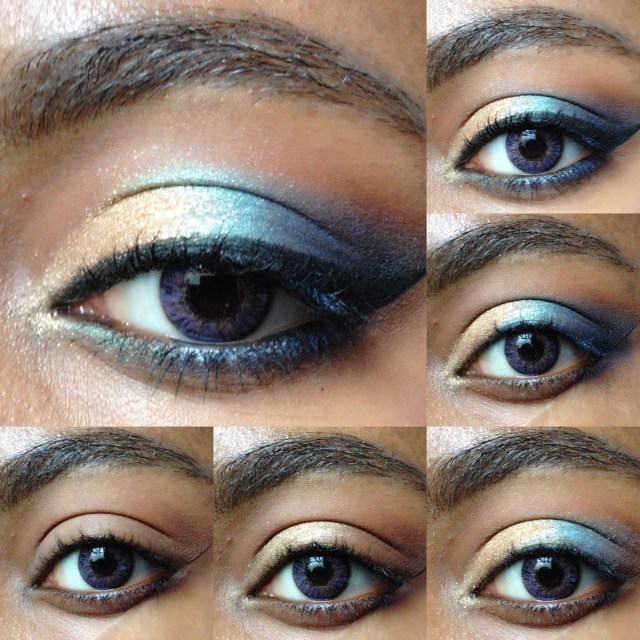 Eye Makeup Summer Beach Inspired Summer Eye Makeup Tutorial