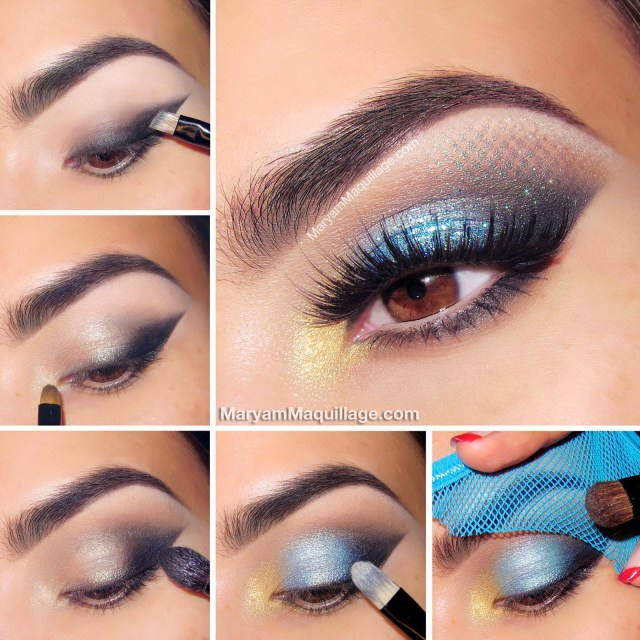 Eye Makeup Summer Spring And Summer Inspired Makeup Tutorials Fashionsy