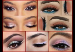 Eye Makeup Tips For Brown Eyes How To Make Brown Eyes Best Makeup Ideas For Brown Eyes Youtube