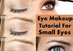 Eye Makeup Tutorial For Small Eyelids 34 Makeup Tutorials For Small Eyes The Goddess