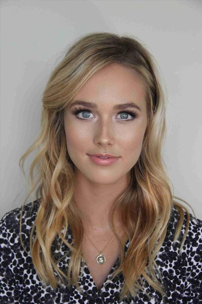 fair skin blonde hair blue eyes makeup makeup for blonde