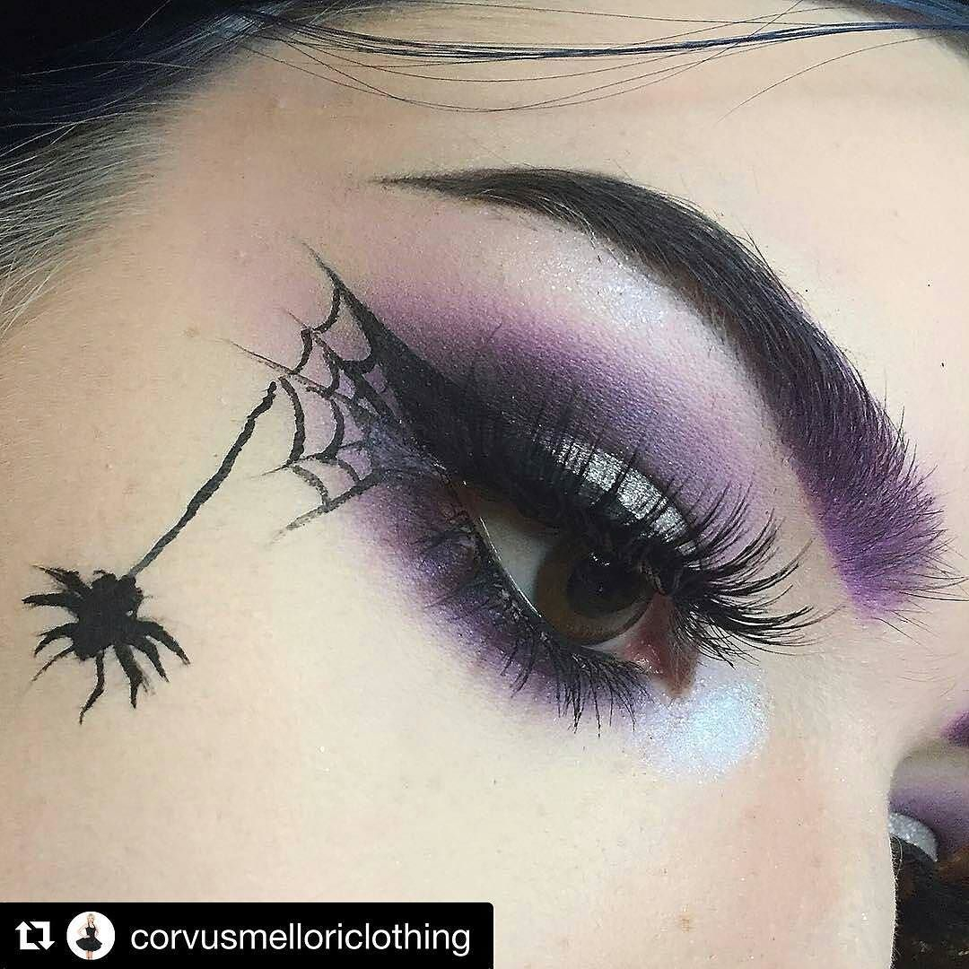 Halloween Eye Makeup What A Fantastic Makeup Idea For Anyone Heading Out For Halloween