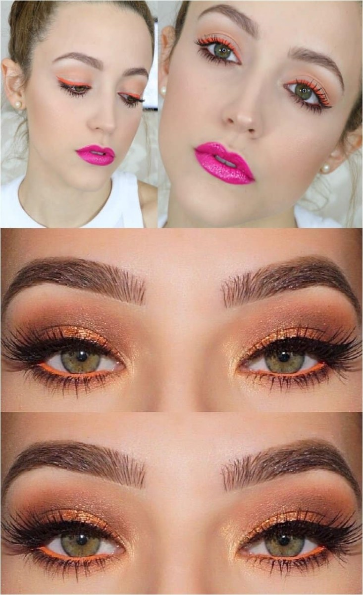 how to apply eye makeup for green eyes perfect eye shadow to