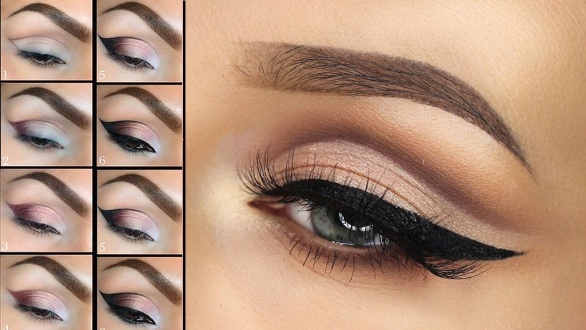 how to apply eye makeup like a pro smokey eye party makeup