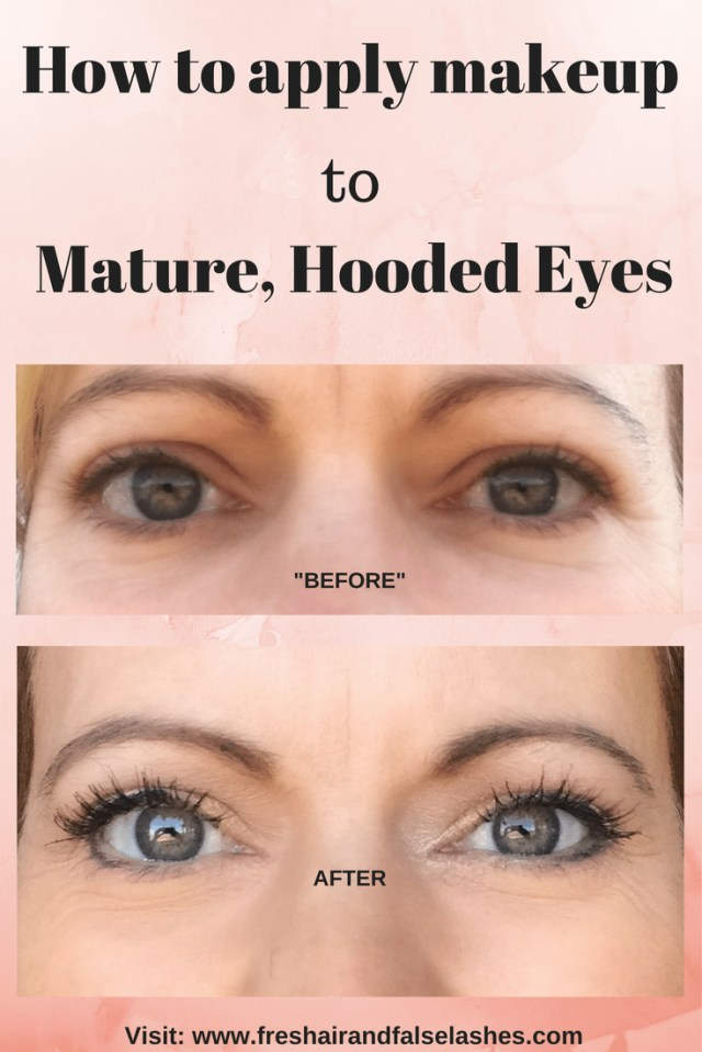 How To Apply Eye Makeup With Pictures How To Apply Eye Makeup For Hooded Eyes Makeup Styles