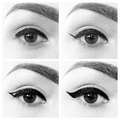 How To Do 60S Eye Makeup 60s Eye Makeup Chapter Q8 Owless