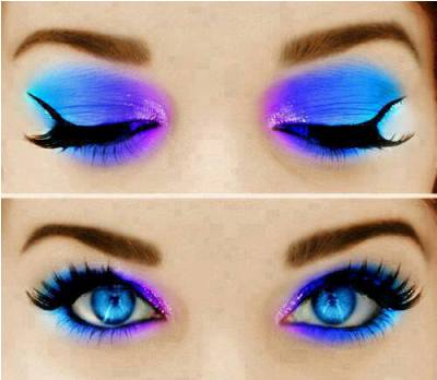 Makeup Colors For Blue Eyes Best Eye Shadow Colors For Blue Eyes Amazingmakeups