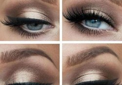 Makeup Colors For Blue Eyes Blaue Hochzeit Top 10 Colors For Blue Eyes Makeup 2195258 Weddbook