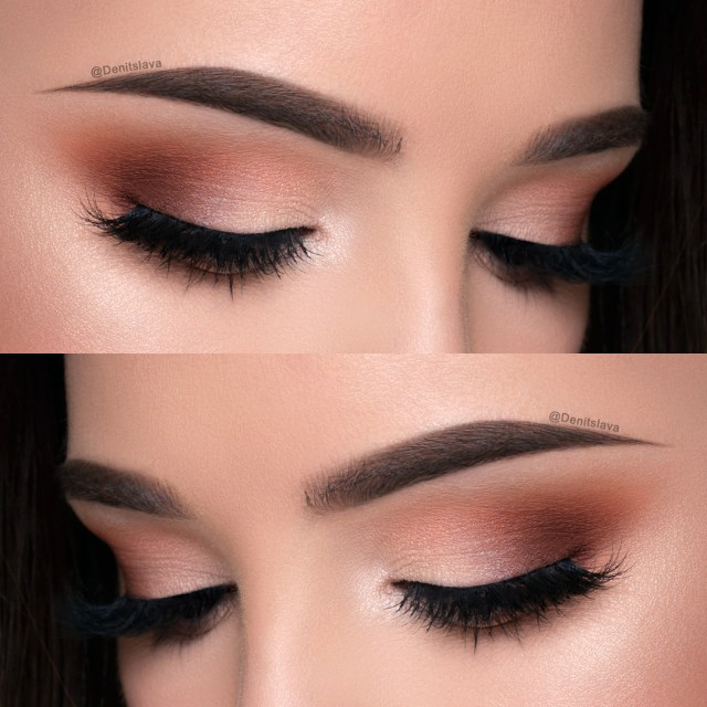 Makeup For Brown Eyes 40 Hottest Smokey Eye Makeup Ideas 2019 Smokey Eye Tutorials For