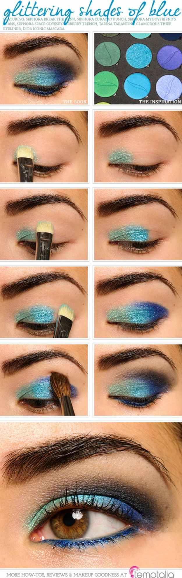 Makeup For Brown Eyes Gorgeous Easy Makeup Tutorials For Brown Eyes Makeup Tutorials