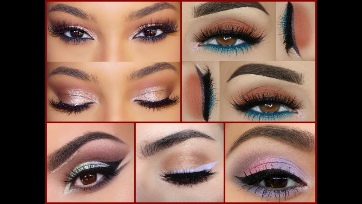 makeup for brown eyes how to make brown eyes best makeup